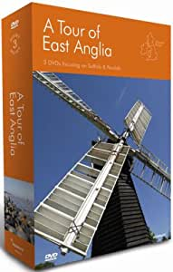 A Tour of East Anglia [3 DVDs]