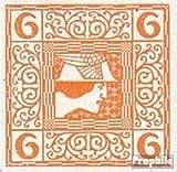 Austria 158x 1908 sello de periódico (sellos para los coleccionistas)
