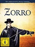 Zorro - Die komplette erste Staffel [7 DVDs]