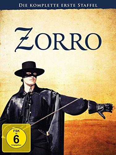 Zorro - Staffel 1 (7 DVDs)