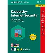 Kaspersky Internet Security 2018 Upgrade, 3 Geräte, 1 Jahr, Windows/Mac/Android, Download