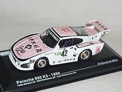 Porsche 935k3 935 K3 1980 24h Le Mans 1/43 by ixo Modell Auto Modellauto
