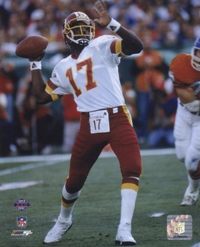 The Poster Corp Doug Williams - Super Bowl XXII Photo Print (27,94 x 35,56 cm) -