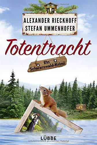 Buchseite und Rezensionen zu 'Totentracht: Ein Schwarzwald-Krimi' von Alexander Rieckhoff