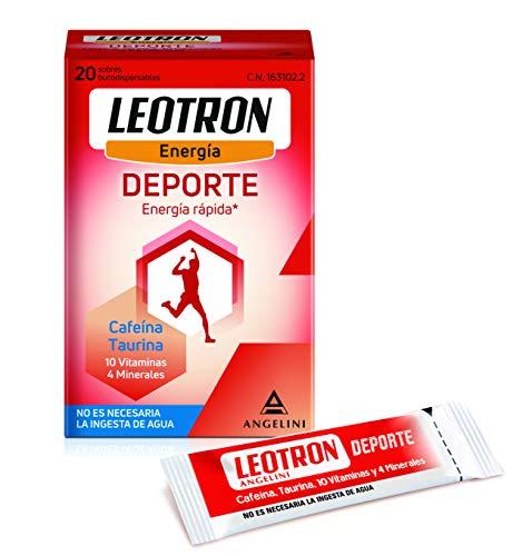 Leotron Deporte - 20 Sobres
