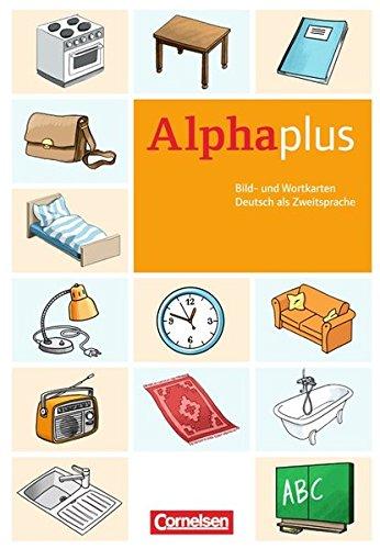 Alpha plus - Basiskurs - Ausgabe 2011/12: A1 - Bild- und Wortkarten: Kartensammlung