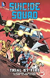 Trial By Fire (Turtleback School & Library Binding Edition) (Suicide Squad) by John Ostrander (2015-09-08)