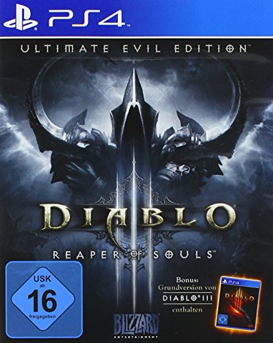 Diablo III - Ultimate Evil Edition - Vita Spiele M Ps