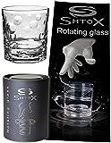 Shtox Tumbler 009 Verre toupie en cristal