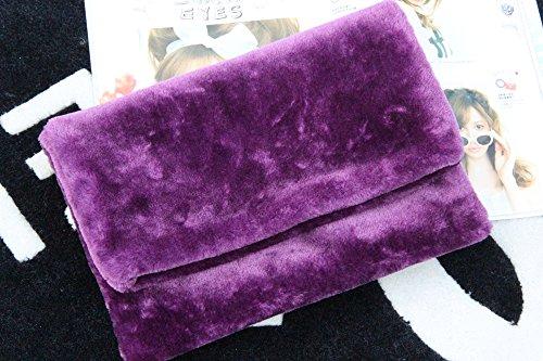 Other, Poschette giorno donna M Purple