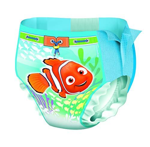 Huggies Little Swimmers Einweg-Schwimmwindeln, Größe 3-4–66Hose Total - 3