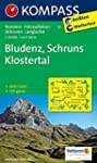 Bludenz - Schruns - Klostertal: Wande...