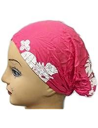 Hijab COTTON TUBE CAP Women Under Scarf Stole Bonnet Head Hair Band Muslim Abaya