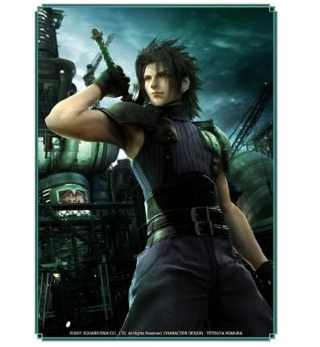 Final Fantasy card sleeve CRISIS CORE-FINAL FANTASY VII- (japan import)