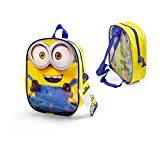 MINIONS Backpack with Creative Activity Set (41-Piece)