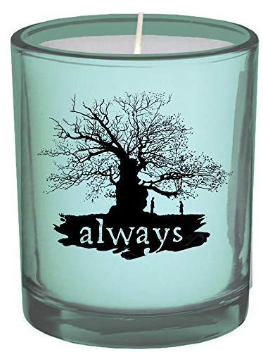 Harry Potter: Always Glass Votive Candle...