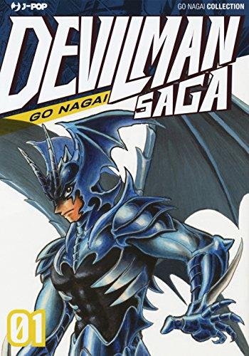 Devilman saga: 1 (J-POP) por Go Nagai
