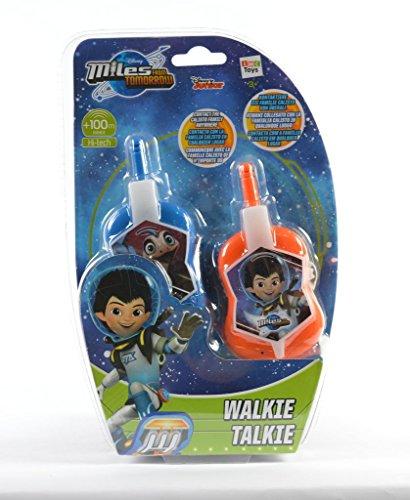 IMC Toys Miles from Tomorrow Quality Long Range Walkie Talkie Brand New