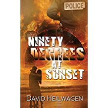 Ninety Degrees at Sunset by David Heilwagen (2015-09-24)