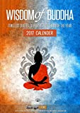 #10: Wisdom Of Buddha Wall Calendar 2017 By Tallenge, Collection Of Timeless Motivational Quotes To Inspire You Throughout The Year