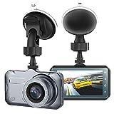JSDTU Dash Cam, Kamera für Autos mit Full HD 1080P 170 Grad Super Weitwinkel Kameras, 3.0' TFT...