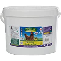 Verm-X Pellets for all Poultry, 8 kg
