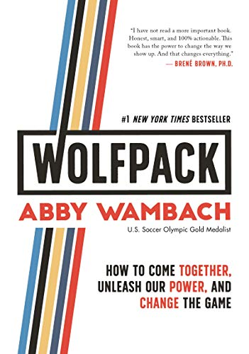 Wolfpack: How to Come Together, Unleash Our Power, and Change the Game Womens Red Riding Hood