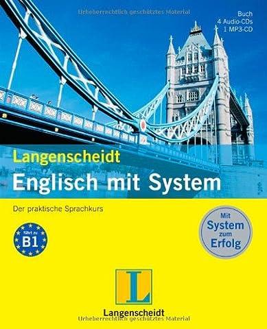 Langenscheidt Englisch mit System - Der praktische Sprachkurs (Lehrbuch)