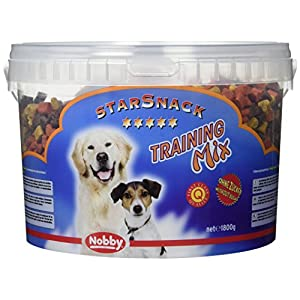 "Nobby StarSnack ""Training Mix"" Eimer, 1er Pack (1 x 1.8 kg)"