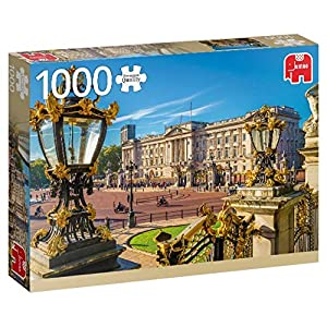 Premium Collection Buckingham Palace, London 1000 pcs Puzzle - Rompecabezas (London 1000 pcs, Puzzle Rompecabezas, Ciudad, Niños y Adultos, Niño/niña, 12 año(s), Interior)