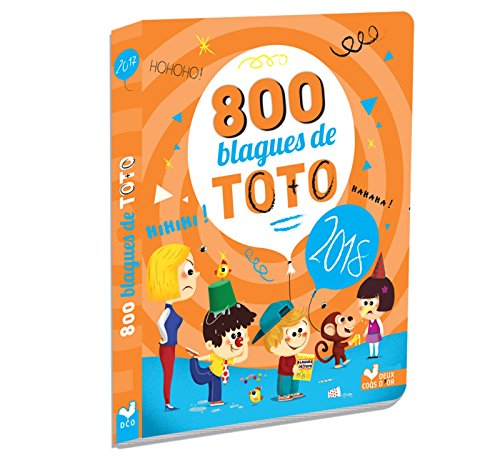 800 blagues de Toto 2018