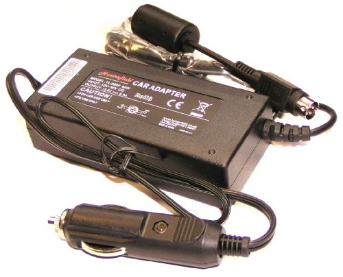 12V 5A Car Cigarette Lighter Power Adapter For TVs (NOT suitable for DMTECH nor AvTex TVs), 12V Voltage Stabliser