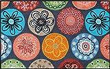 wash+dry Fußmatte Coralis 75x120 cm