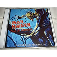 CD.IRON MAIDEN .FEAR IN ARGENTINA.BUENOS AIR .LIVE 92. SOUNDBOARD RECORDING