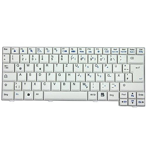 OUBO orig. DE Tastatur für LG X120 X 120 X130 X 130 Notebook Keyboard, deutsch GR Layout