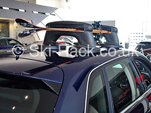 carluggagerack.co.uk Audi A3 Ski & Snowboard Rack -