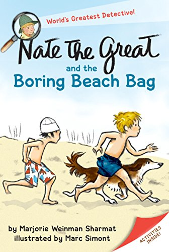 Nate the Great and the Boring Beach Bag (English Edition)