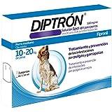 DIPTRON ANTIPARASITOS PERROS 10 a 20 kg