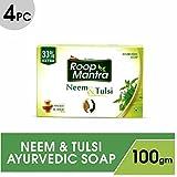 Roop Mantra Neem & Tulsi Bath Soap 100gm...