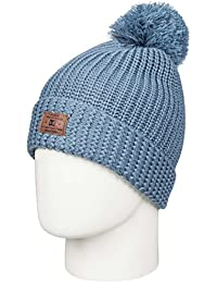 DC Shells Worth Bobble Beanie Copen Blue