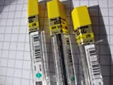 45Pentel Super Crayon Mécanique Recharge mines 0,9mm 2B