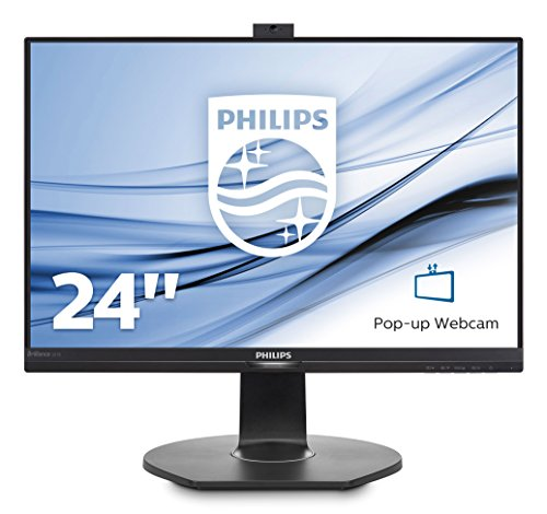 Philips 241B7QPJKEB/00 23.6-Inch LED Monitor - Black