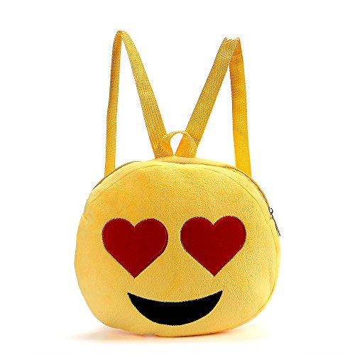 Imagen de zolimx , escuela de emoticonos emoji lindo bolso morral infantil d