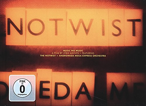 The Notwist And The Andromeda Mega Express Orchestra - Music No Music (Dvd+Book)