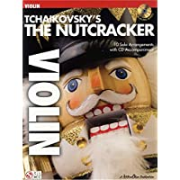 Tchaikovsky's The Nutcracker (Violin). Partitions, CD pour Violon