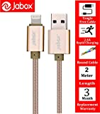#5: apple iphone charging cable original long data cable - 2M length, 2.1A