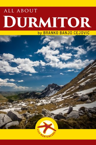 all about DURMITOR (Visit Montenegro Book 7) (English Edition)