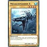 Picture Of YuGiOh : SR04-EN003 1st Ed Megalosmasher X Common Card - ( Yu-Gi-Oh! Single Card )