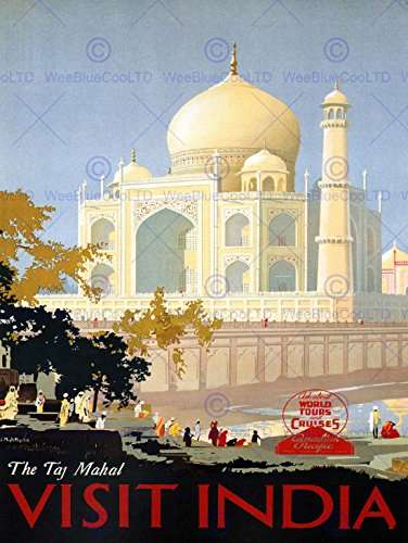 travel-canadian-pacific-taj-mahal-india-canada-vintage-advertising-poster-affiche-2341py