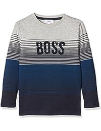 Hugo Boss Jungen T-Shirt Manches Longues